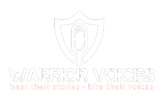 Warrior Voices Logo